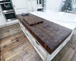 black walnut butcher block countertop alch design co throughout countertops prepare 5