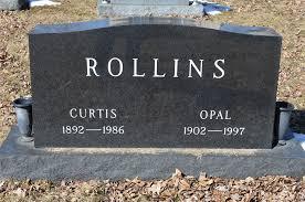 Alta Opal Ingram Rollins (1902-1997) - Find A Grave Memorial