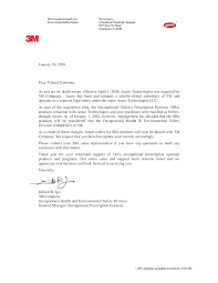 Professional Announcement Template Letter For Business Vlcpeque
