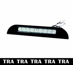 12 Volt Lighting Parts Tra 231mm Black 12 Volt Waterproof Ip67 Led Awning Light