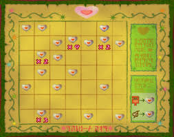 Treasure Chart 6 Island Hearts Chart Zelda Dungeon Wiki