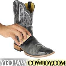 how to clean leather cowboy boots 1 2