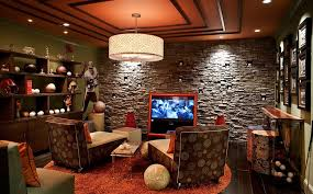 50 tips and ideas for a successful man cave decor with decorations 4