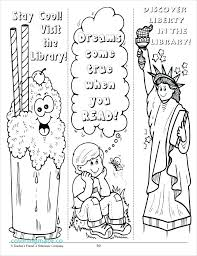 Bookmark Coloring Pages Free Bookmark Coloring Pages Fresh Color Your Own Bookmarks