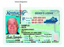 News Sentinel-echo License com On New Recognized Driver's Veterans