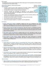 Sample It Resumes | Sample Resume And Free Resume Templates