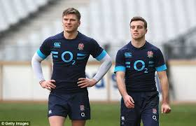 SIX NATIONS 2014 EXCLUSIVE: George Ford set to make England debut against  Ireland | Daily Mail Online