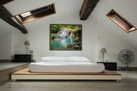 ideas for attic bedrooms. low ceiling attic bedroom ideas with sky lights for bedrooms