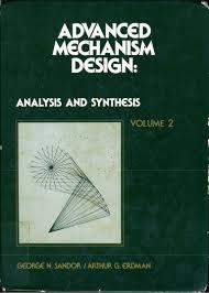Mechanism Design Erdman Pdf Sandor Arthur G Erdman Advanced Mechanism Design Analysis