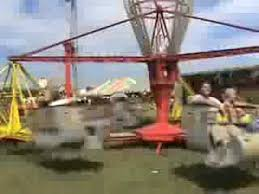 jeremy rides the scrambler at the mason county fair youtube