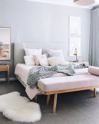 scandinavian bedrooms pinterest. our blush button cushion in the home of courtney mccann styling and photography by - modern bedroom scandinavian bedrooms pinterest d
