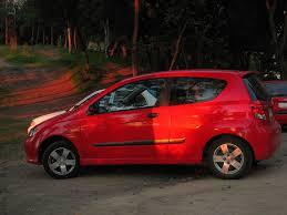 Chevrolet Aveo - Simple English Wikipedia, the free encyclopedia