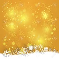Abstract Christmas Background Template With Falling White Snowflakes