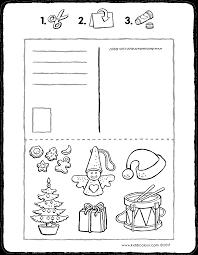 Postkaart Kerstmis Kiddicolour