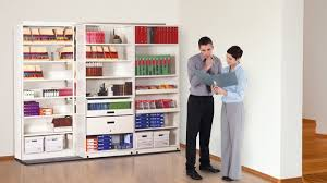 office shelving solutions. Office Supplies Mobile Shelving Storage. Office, Paper, Pen, Pencil, Binders, Box, Boxes, Sheet, Solutions F