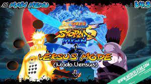 Naruto mugen storm 5 controls