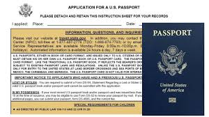 Tips For Passport Application Passports Travelingmom