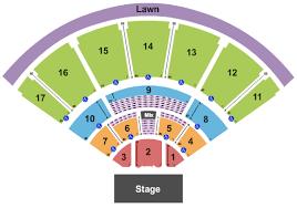 Ed Sheeran Tampa Seating Chart Charlie Puth Midflorida Credit Union Amphitheatre At The