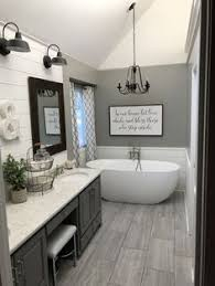bathroom remodeling ideas master bath farmhouse style vanity in middle