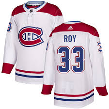 Montreal Jersey Roy Canadiens Patrick
