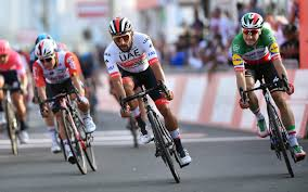 UAE Tour 2019 – stage two results and standings: Fernando Gaviria  outsprints Elia Viviani as Primoz Roglic holds lead