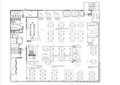 office plan interiors. Delighful Office Eight Floor Plan Of 99c Offices By Inhouse Brand Architects Featuresu003cbr U003e A With Office Plan Interiors B