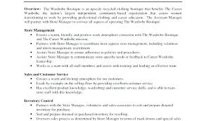 Retail Store Manager Resume Sample Store Manager Resume Download By