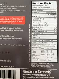 the slow smoked salmon fillet from trident seafoods lists only 1 gram of sugar for a 2 ounce serving the 1 5 pound fillet i bought in december was 15 97