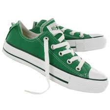 converse shoes green. converse   womens chuck taylor celtic green low cut sneakers 1j792 shoes
