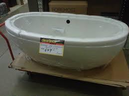comfortable bathroom deep soaking tub deep bathtubs compact bath