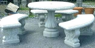 outdoor cement table outdoor cement bench cement table and benches cement benches outdoor cement bench wonderful