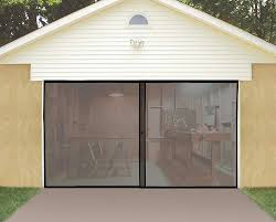 garage door screens retractableBuild Garage Door Screen Panels  John Robinson House Decor