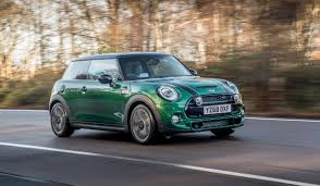 Mini Cooper Racing Lights Celebrate Minis 60th Birthday With A Limited Edition Cooper S