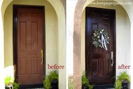 painted wood garage door.  Door Steps Of Painting Wood Garage Door For Painted Wood Garage Door 3
