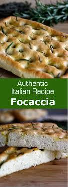 Focaccia Di Genova Authentic Italian Recipe 196 Flavors