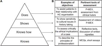 assessment of professionalism in students of health related assessment of professionalism in students of health related courses a systematic review