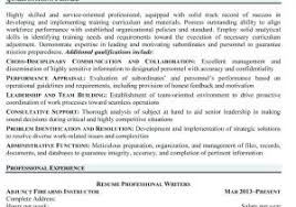 Resume Writing Services Dc From Department Of English And