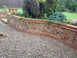 recycled brick retaining wall google