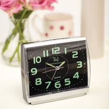 easy to read glow alarm clock 1 free