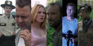 The Walking Dead | Todas As Mortes Da Série