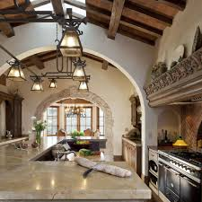 mediterranean furniture style. Mediterranean Interior Design Style. Kitchen With Touch Of Franch Provence Furniture Style I
