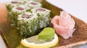 Image result for sushi & ginger