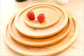 unfinished wood trays round wood plates serving tray birch wood unfinished bread dish serving platters for unfinished wood