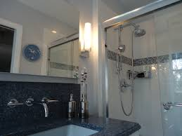 Modern Bathroom Remodel For Michael And Marianne In Bridgewater - Bathroom remodel new jersey