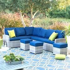 interior blue outdoor cushions ideas patio and adorable harmonious 7 blue patio cushions