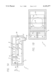 Patent Us6143477 Dual Wavelength Uv Lamp Reactor And Method For