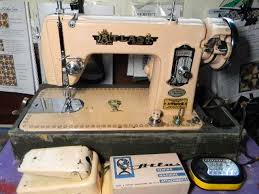 Atlas Sewing Machine Pink