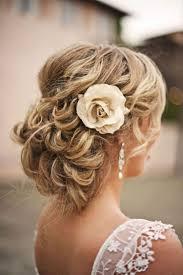 Coiffure Mariage Sur Cheveux Mi Long