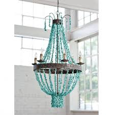 most recent chandeliers design fabulous make chandelier turquoise blue multi throughout turquoise blue beaded chandeliers