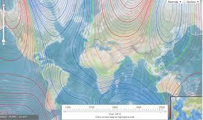Magnetic Declination Chart Open Source Gis Blog Qgis Vs Arcgis Adding Magnetic